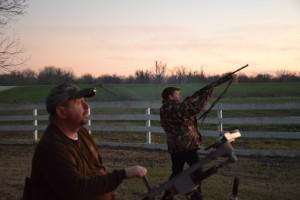 Brice Shooting Skeet 017