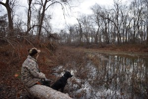 Duck Hunting w Dad 2015-01-20 014